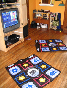 DDE mats and room