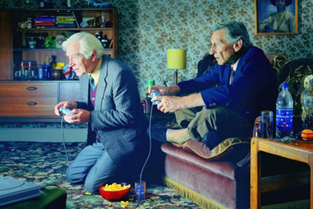 CFP: Games for the Elderly, and the Representation of ...